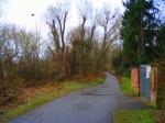 Leinpfad in Fechenheim