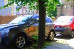 Auto contra Linde