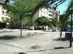 Vorplatz Palmengarten