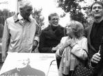 Familie Mangelsdorff  und Ehrende1