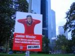 Janine Wissler Deine Stimme gegen Fluglärm