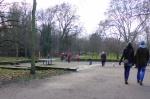 Grüneburgpark NeujahrsKarawanen