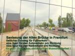 Alte Brücke Ffm