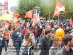 Protestzug gegen TTIP in Frankfurt