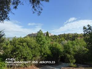 Athen Park+Akropolis